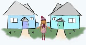 La résidence alternée : conditions, modalités et conséquences